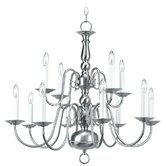 Livex Lighting Chandeliers