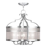 Westfield 6 Light Drum Pendant