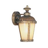 Seville Outdoor Wall Lantern in Palacial Bronze