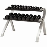 Commercial Hex Dumbbell Rack