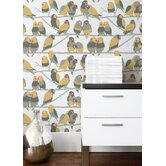 Lovebirds Wallpaper by Aim&eacute;e Wilder