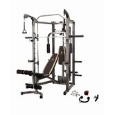 Combo Smith Home Gym Machine