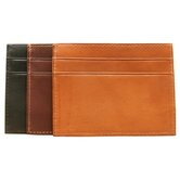 The Green Collection Prima Weekend Wallet with ID Window