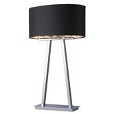 Trump Home Empire Table Lamp in Chrome