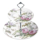 Victoria and Albert Museum Brompton Rose Cake Plate