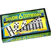Double Six Dominoes Game
