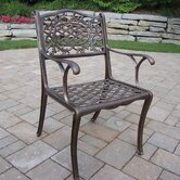 Oakland Living Outdoor Dining Chairs