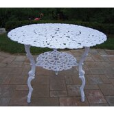 Scroll Bistro Table