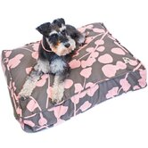 La Vie En Rose Dog Duvet