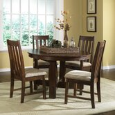 Urban Mission Casual 5 Piece Dining Set