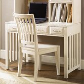 Hampton Bay Writing Desk in Cotton