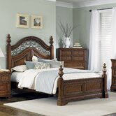 Laurelwood Panel Bed