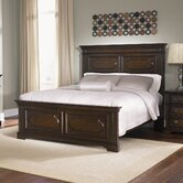 Carrington Panel Bed