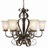 McKensi 6 Light Chandelier