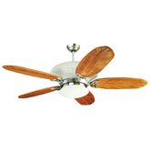 56&quot; Maui Breezes 5 Blade Ceiling Fan with Remote