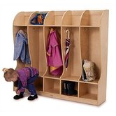 NewWave 5-Section Coat Locker