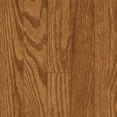 "St. Andrews Oak 2-1/4"" Solid Oak in Saddle"