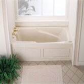 Cetra&reg; 532 Whirlpool Bath Tub with Integral Skirt