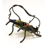 ArtDeco 2 Bottle Tabletop Wine Rack