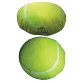 Round Tennis Ball Dog Bed
