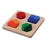 Preschool Shape Matching Board