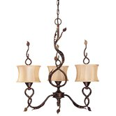Trellio 3 Light Chandelier
