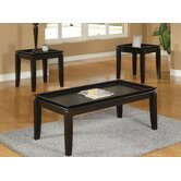 Clifton 3 Piece Coffee Table Set