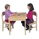 Woodscape Kids' 3 Piece Writing Table
