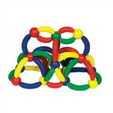 Magneatos Curves 50 Piece Magnetic Building Set