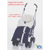Snuggle Bub Fleece Stroller Blanket