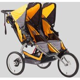 Duallie Ironman Jogging Stroller