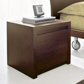 Bridge 2 Drawer Bedside Table