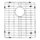 "14"" x 16.813"" Kitchen Sink Bottom Grid in Chrome"