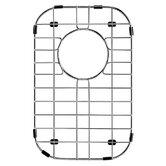 "9"" x 14"" Kitchen Sink Bottom Grid in Chrome"