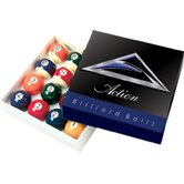 Billiard Balls - Action Deluxe Set