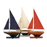 3 Piece Forza Model Ship Set