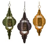 Georgette Hanging Lamps (Set of 3)
