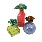 Lindsey Decorative Bottle (Set of 3)