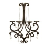 Harmony Chandelier Iron Wall Sconce