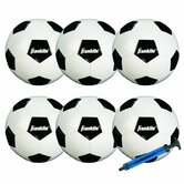 Competition 100 Team Pack Soccer Ball Size 4 and Pump