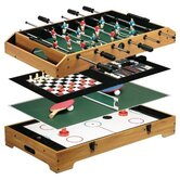 Franklin Sports Multi Game Tables