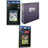 NFL 2008 Trading Card Gift Set - Carolina Panthers