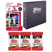 MLB 2009 Trading Card Set - St Louis Cardinals