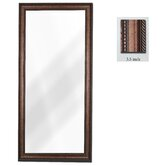 Designers Choice Antique Italo Copper Mirror