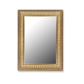 Mirror in Regal Gold with Gold Accents