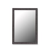 Euro Decor Mirror in Black