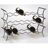 Lounge 18 Bottle Wine Rack