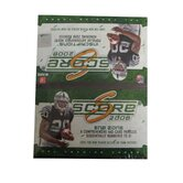 NFL 2008 Score Rack Pack Trading Cards (12 Packs)