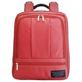 Impulse Fashion Place Double Backpack in Scarlet
