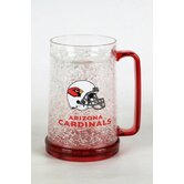 NFL 16 oz. Crystal Freezer Mug